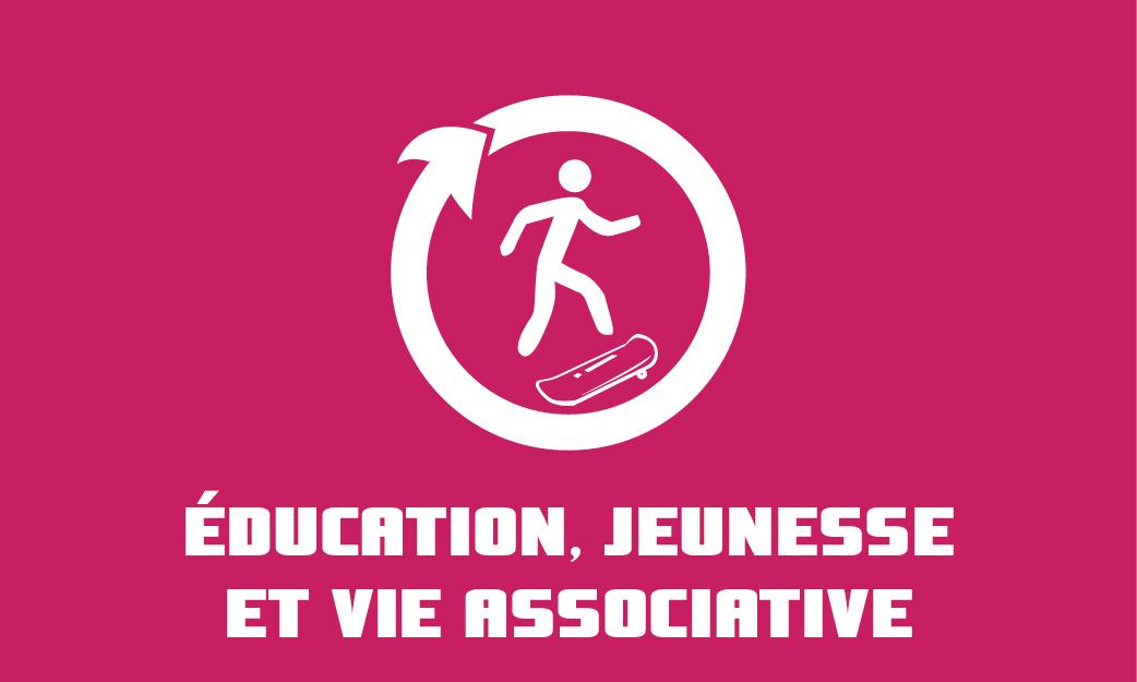 éducation, jeunesse et vie associative